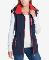 Tommy Hilfiger Hooded Vest, Created for Macy's