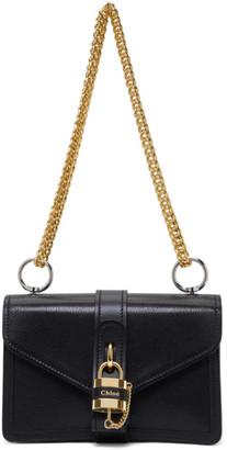 Chloé Black Aby Chain Bag