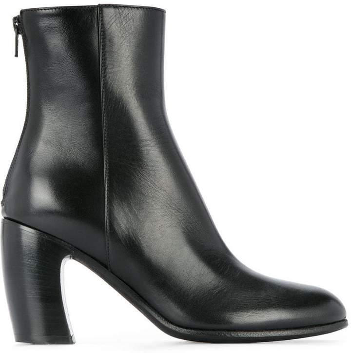 Ann Demeulemeester Vitello boots
