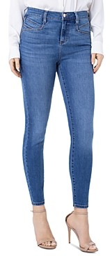Liverpool Los Angeles Liverpool Abby Skinny Jeans in Laine Navy