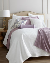 Sferra King Hannah Matelasse Coverlet Set