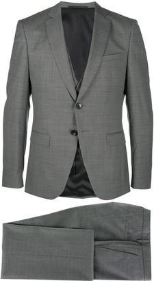 HUGO BOSS Tailored Three Piece Suit