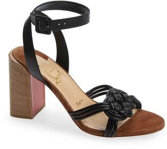 Christian Louboutin Ella Ankle Strap Sandal
