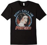 Star Wars Princess Leia Not A Princess Graphic T-Shirt