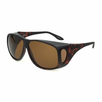 Haven Fits Over Sunwear Banyan Polarized Aviator Sunglasses