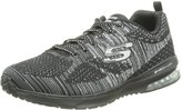 Skechers Women's Skech-Air Infinity Stand Out Lace Up Fashion Sneaker 7 W US