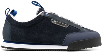 Paul Smith Suede Panel Sneakers