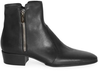 Balmain Mike Leather Boots