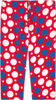 Marni Printed silk blend pants