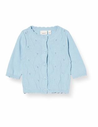 Name It Baby Girls' Nbfblissa Ls Knit Card Cardigan Sweater