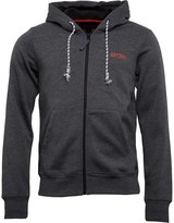 Gotcha Mens Zip Thru Fleece Black Marl