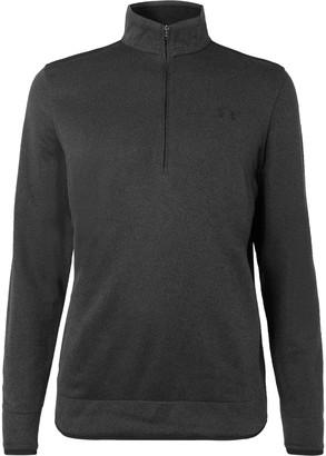 Under Armour Ua Stretch-Knit Half-Zip Golf Sweater