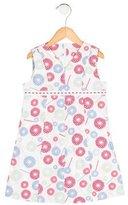 Cacharel Girls' Pinwheel Print Sleeveless Dress