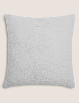 Marks and Spencer Quilted Pinsonic Cushion