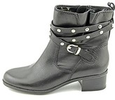 Bandolino Women's Cameria Leather Motorcycle Boot.