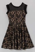 Cheryl Creations Black Lace Dress
