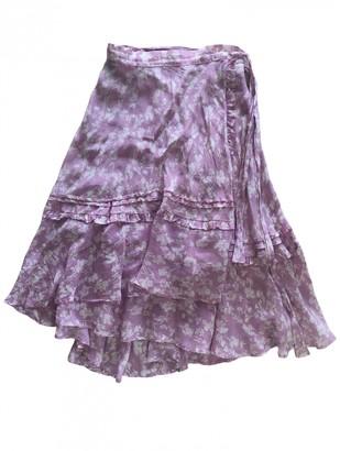 Preen Pink Viscose Skirts