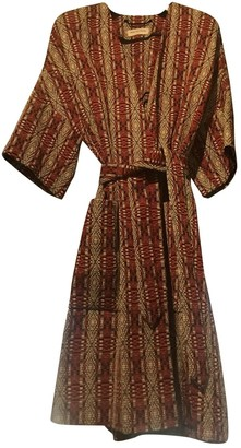 Dries Van Noten Multicolour Cotton Coats