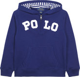 Ralph Lauren Polo Cotton-blend Hoody 6-14 Years