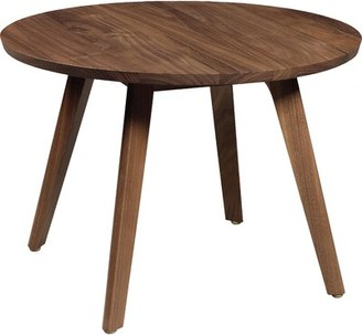 Copeland Furniture Catalina Solid Wood End Table Color: Natural Walnut