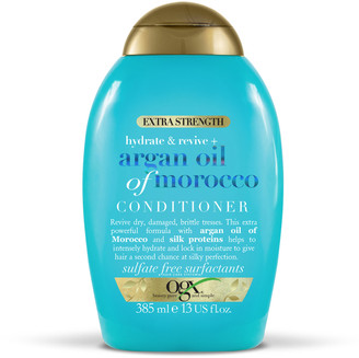 OGX Hydrate + Revive Argan Oil Of Morocco Extra Strength Conditioner 385Ml