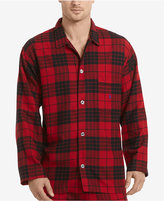 Polo Ralph Lauren Men's Red Derby Plaid Pajama Top