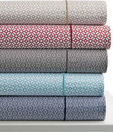 Hotel Collection 4-pc Printed Sheet Sets, 525 Thread Count Cotton, Created for Macy's