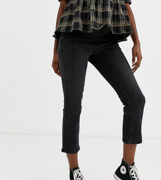 Urban Bliss Maternity high waist kick flare jeans