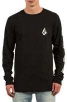 Volcom Men's Deadly Stones Long Sleeve T-Shirt