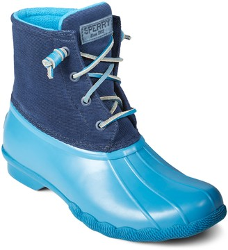 Sperry Saltwater Waterproof Rain Boot