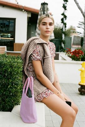 Urban Outfitters Samara Suede Mini Tote Bag