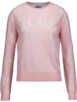 Zoe Karssen Appliquéd Wool Sweater
