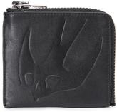 McQ Alexander McQueen SWALLOW Zip Wallet