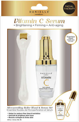 Danielle Creations Microneedling Roller Want & Serum Set