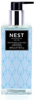 NEST Fragrances Ocean Mist & Sea Salt Liquid Soap, 10 oz.