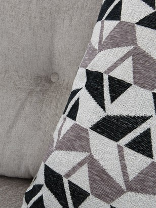 Juno Fabric Compact Standard 2 Seater Sofa