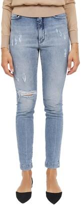 Dolce & Gabbana Grace Distressed Jeans