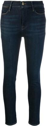 Frame High-Waisted Jeans