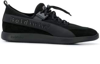 Baldinini low top lace up sneakers