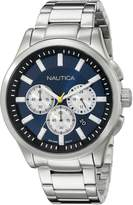 Nautica Men's NAD19533G NCT 17 Analog Display Quartz Watch