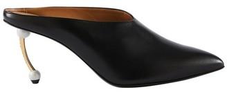 Coliac Valentina heeled mules