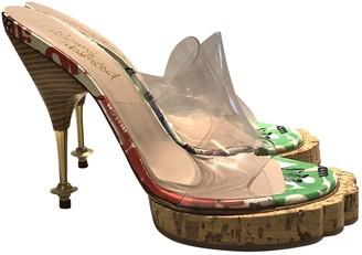 Vivienne Westwood Other Plastic Heels