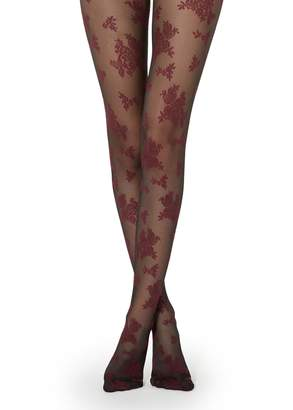 Calzedonia Floral Patterned Tights