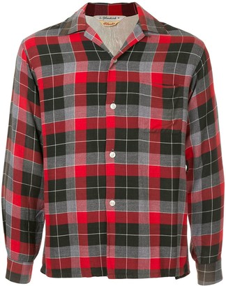 Fake Alpha Vintage 1960's Checked Shirt