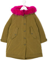 Freedomday Junior feather down coat