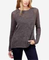 Lucky Brand Rayne Frayed Sweater
