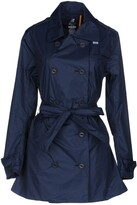 K-Way Overcoats - Item 41737172
