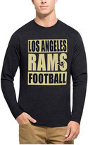 '47 Men's Los Angeles Rams Compton Club Long-Sleeve T-Shirt