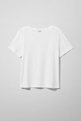 Weekday Matilda T-shirt - Black