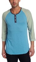 Alternative Apparel Alternative Men's Frogger Henley